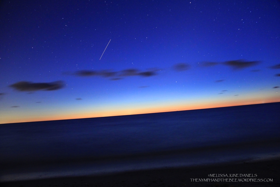 The International Space Station Fly Over